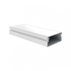 LV 40x15 HD lišta, 2m, biela