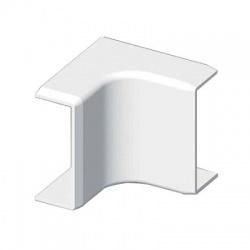 8713/2 HB 40x15 roh vnútorný, biely