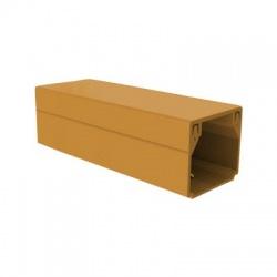 LHD 20x20 SD lišta, 2m, svetlé drevo