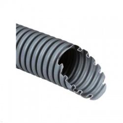 1216EHFPP L100 rúrka 16 ohybná SUPER MONOFLEX HFPP, bezhalogénová, sivá