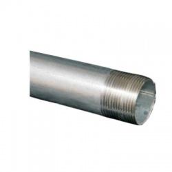 6042 ZN F rúrka 54 tuhá oceľová, zinkovaná
