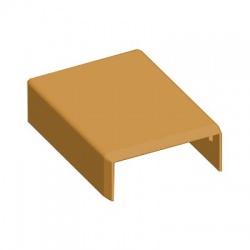 8631 SD 40x20 kryt koncový, svetlé drevo