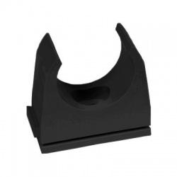 5350HF FB bezhalogénová príchytka 50, čierna
