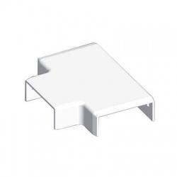 8715 HB 40x15 kryt odbočný, biely