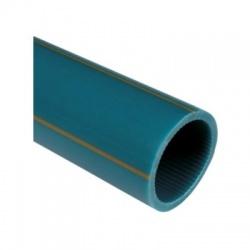 06032 CB chránička 32 ohybná bezhalogénová, bubon, modrá
