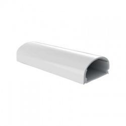LE 40 HD lišta elegant, 2m, biela