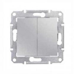 SDN0600160 vypínač č. 5B, hliník