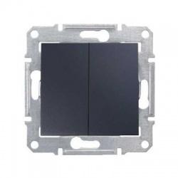 SDN0600170 vypínač č. 5B, grafit