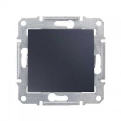 SDN0100370 vypínač č. 1, IP44, grafit