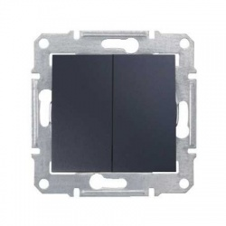 SDN0300470 vypínač č. 5, IP44, grafit