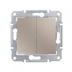 SDN0300468 vypínač č. 5, IP44, titán