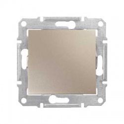 SDN5600168 zaslepovací kryt, titán
