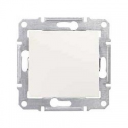 SDN0200123 vypínač č. 2, krémový