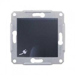 SDN2800370 zásuvka IP44, grafit