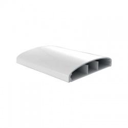 LE 100 HD lišta elegant, 2m, biela