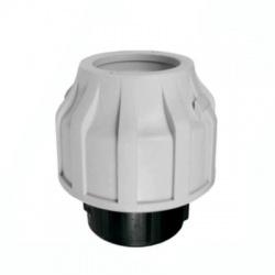 05042 KB koncovka 40 pre chráničku optického káblu,s ventilom, čierna