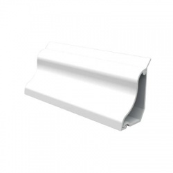 LP 35 HD lišta podlahová, 2m, biela