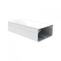 EKD 80x40 HD lišta hranatá, biela, 2m