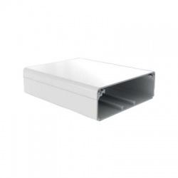EKD 120x40 HD lišta hranatá, biela, 2m