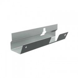 PEP 60/K S prepážka kovová, pozinkovaná