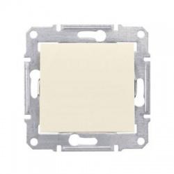 SDN0100347 vypínač č. 1, IP44, béžový