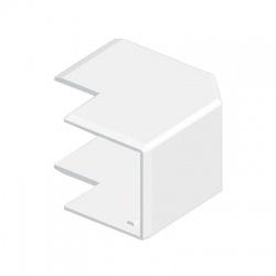 8646HF HB 40x40 roh vonkajší bezhalogénový, biely