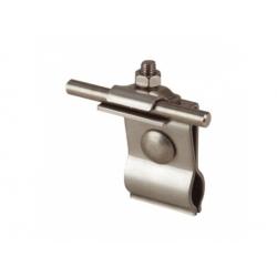 Podpera vedenia Rd 6-10 svorka V 20mm na plechové strechy