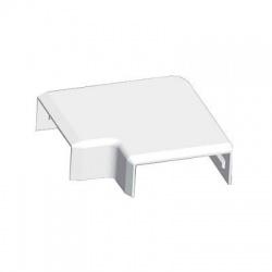 8716 HB 40x15 kryt ohybový, biely