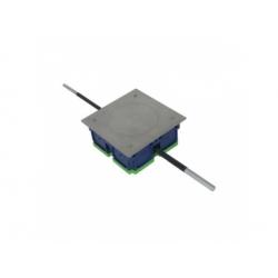 Meracia krabica 160x160x68mm s vodičom 8/10 -200mm