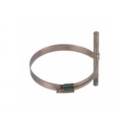 Podpera vedenia Rd 8 pre rúry 100-120 šnekovou skrutkou SW7