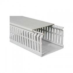 RK 100x50 HF LD kanál rozvádzačový bezhalogénový, sivý