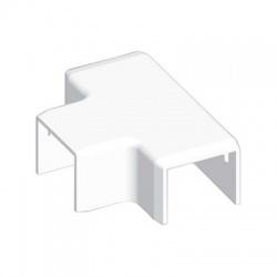 8914 HB 25x20 kryt odbočný, biely