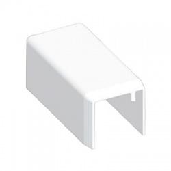 8671 HB 17x17 kryt koncový, biely