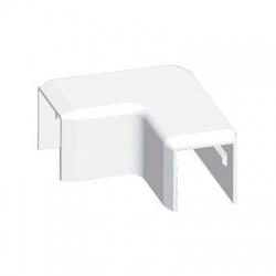 8623HF HB 20x20 kryt ohybový bezhalogénový, biely