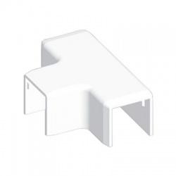 8624HF HB 20x20 kryt odbočný bezhalogénový, biely