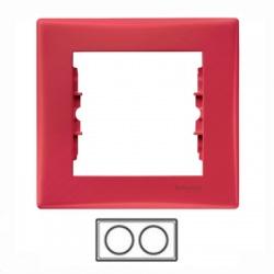 2-rámik, červený, SDN5800341