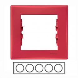 5-rámik, červený, SDN5800941