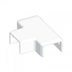 8694 HB 25x15 kryt odbočný, biely