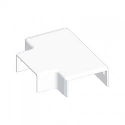 8634HF HB 40x20 kryt odbočný bezhalogénový, biely