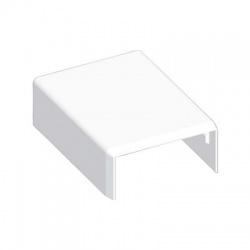 8991 HB 50x20 kryt koncový, biely