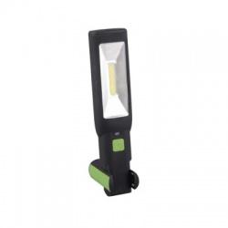 E-836COB nabíjacie LED svietidlo