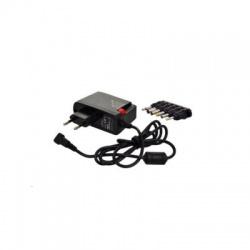 DA26 univerzálny sieťový adaptér 1500mA, stabilizovaný, výmenné konektory