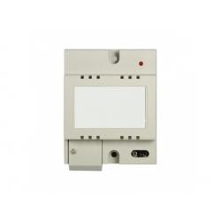 DPA-D2A-1-FBC napájací adaptér pre 2-drôtovú zbernicu