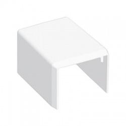 8931 HB 30x25 kryt koncový, biely