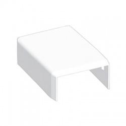 8601 HB 32x15 kryt koncový, biely