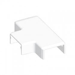 8604 HB 32x15 kryt odbočný, biely