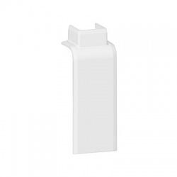 8824/12 HB 80x25 kryt odbočný prechodový, biely
