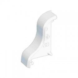 8861 L HB 35 kryt koncový ľavý, biely