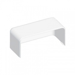 8561 HB 140x60 koncový kryt, biely