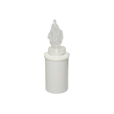 "LED sviečka ""Panna Mária"", 2xR6, biela"